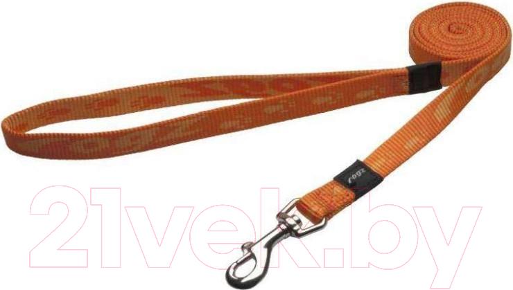 Купить Поводок Rogz, K2 Lijn 20мм / RHL25D (оранжевый), Юар, нейлон