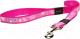 Поводок Rogz Armed Responce Lijn Pink Paw 25мм / RHL02CA -