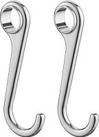 Набор крючков Ledeme L211-1 (2шт) -