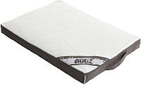 Лежанка для животных Rogz Lounge Pod Flat / RFLXL02 (XL, серый/кремовый) -