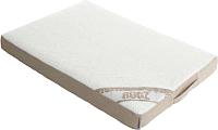 Лежанка для животных Rogz Lounge Pod Flat / RFLM03 (M, серо-бежевый/кремовый) -