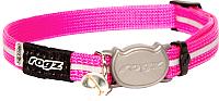 Ошейник Rogz AlleyCat Halsband XS 8мм / RCB216K (розовый) -