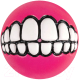 Игрушка для животных Rogz Grinz Medium / RGR02K (розовый) -