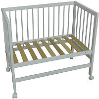 Детская кроватка Фея Фея 100 (белый) -