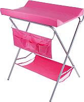 Столик пеленальный Фея Розовый -