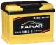 Автомобильный аккумулятор Kainar R+ / 055 13 29 02 0121 08 11 0 L (55 А/ч) -
