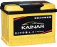 Автомобильный аккумулятор Kainar R+ низкий / 060 15 29 02 0141 05 06 0 L (60 А/ч) -