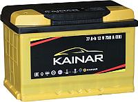 Автомобильный аккумулятор Kainar R+ / 077 11 20 02 0121 10 11 0 L (77 А/ч) -