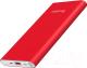 Портативное зарядное устройство Yoobao Air A1 (красный) -