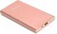 Портативное зарядное устройство Yoobao Air A1 (розовое золото) -