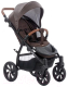 Детская прогулочная коляска Tutis Aero 621126 (шоколад) -