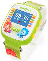 Умные часы детские Agu Фиксики F1 -
