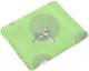 Пододеяльник детский Фея Наши друзья (110x140, зеленый) -