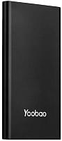 Портативное зарядное устройство Yoobao PL10 (черный) -