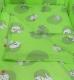 Комплект в кроватку Фея Наши друзья (зеленый) -