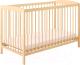 Детская кроватка Polini Kids Simple 101 (натуральный) -