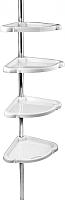 Полка для ванной Berossi Стелла АС 13401000 (снежно-белый) -