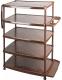 Полка для обуви Berossi АС 14116001 (коричневый) -