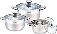 Набор кухонной посуды Bollire BR-4001 -