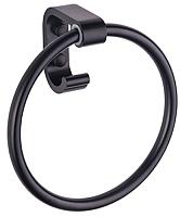 Кольцо для полотенца Ledeme L5504 (черный) -