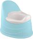 Детский горшок Пластишка 431300502 (голубой) -