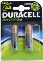 Комплект аккумуляторов Duracell HR06 (2шт) -