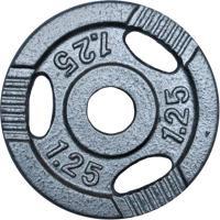 Диск для штанги No Brand K3-1.25kg (окрашенный) -