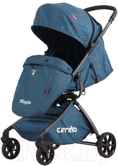 Купить Детская прогулочная коляска Carrello, Magia CRL-10401 (синий), Китай