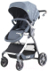 Детская прогулочная коляска Baby Tilly Cross T-171 (голубой) -