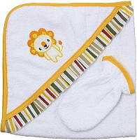 Комплект для купания Polini Kids Джунгли 2 (оранжевый) -