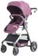 Детская прогулочная коляска Baby Tilly Cross T-171 (фиолетовый) -