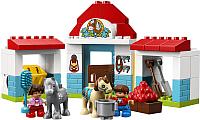 Конструктор Lego Duplo Town Конюшня на ферме 10868 -