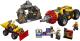 Конструктор Lego City Тяжелый бур для горных работ 60186 -