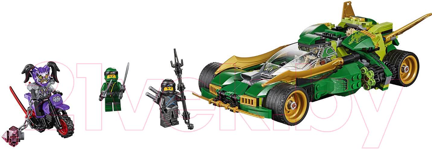 Купить Конструктор Lego, Ninjago Ночной вездеход ниндзя 70641, Китай, пластик