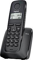 Беспроводной телефон Gigaset A116 (черный) -