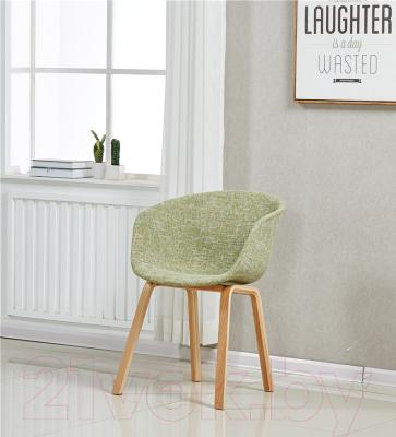 Стул Mio Tesoro Итри SC-256F (зеленый) - стул другой расцветки в интерьере