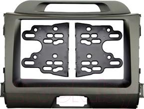 Переходная рамка Incar, RKIA-N25, Китай, серый  - купить со скидкой
