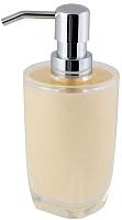 Дозатор жидкого мыла Axentia Грац 128351 (ваниль) -