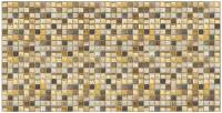 Панель ПВХ листовая Grace Мозаика Касабланка -