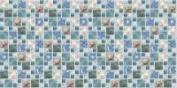 Панель ПВХ листовая Grace Мозаика Морской бриз -