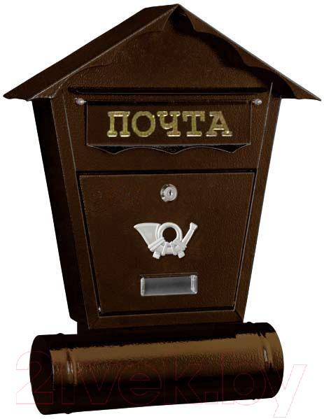 Купить Почтовый ящик Metline, SD2T (медный антик), Польша, бронза, металл