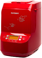 Хлебопечка Oursson BM1021JY/RD (красный) -