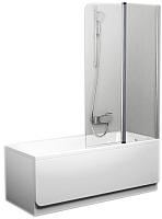 Стеклянная шторка для ванны Ravak 10CVS2-100 R (7QRA0C03Z1) -