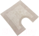 Коврик для туалета Axentia Quatro WC 851573 (60x60, кремовый) -