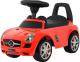 Каталка детская Chi Lok Bo Мерседес 332R (красный) -