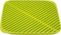 Коврик для сушки посуды Joseph Joseph Flume Folding Draining Mat Small Green 85086 (зеленый) -