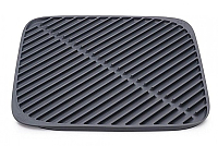 Коврик для сушки посуды Joseph Joseph Flume Folding Draining Mat Grey 85087 (серый) -