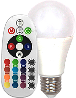 Лампа V-TAC VT-2022 6W E27 A60 4000K RGB -