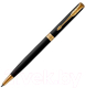 Ручка шариковая Parker Sonnet Slim Matte Black GT 1931520 -