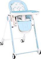 Стульчик для кормления Happy Baby Berny (голубой) -